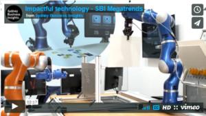 Impactful technology video