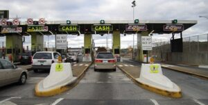 Toll booth - image from Flickr