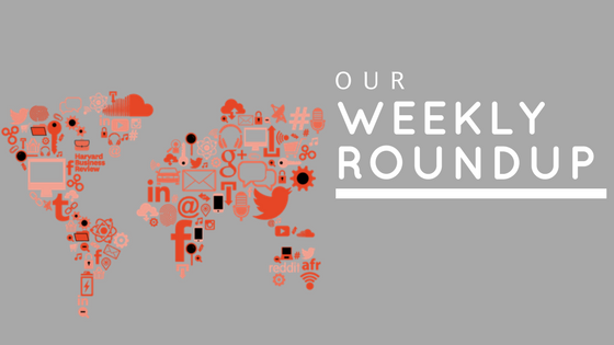 Our weekly roundup 2 June 2017