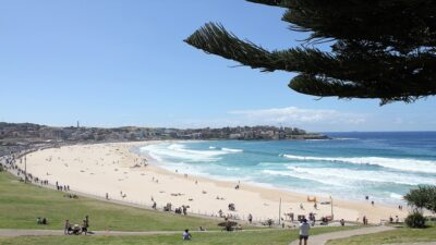 Image: Flickr, Bondi Beach by Kristina D.C. Hoeppner