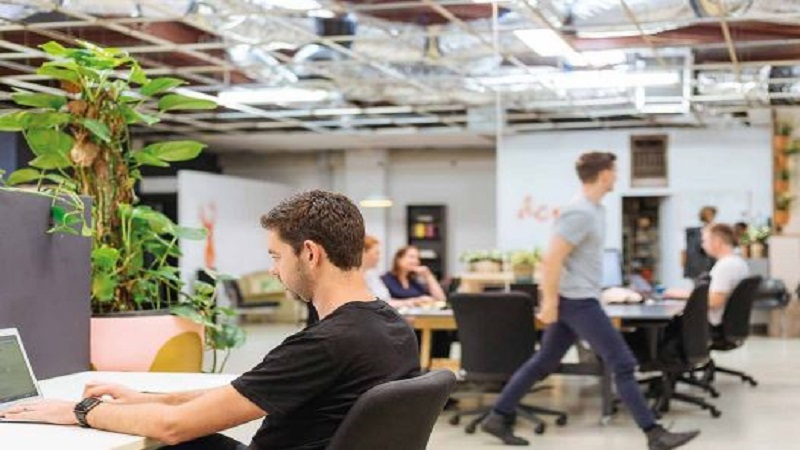 Coworking Spaces Australia Report