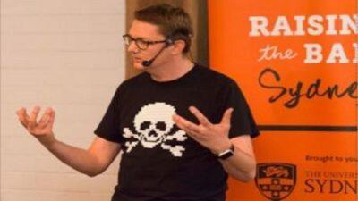 Kai Riemer - Raising the Bar Sydney