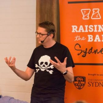 Kai Riemer - Raising the Bar Sydney