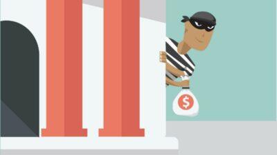 Cashless banks