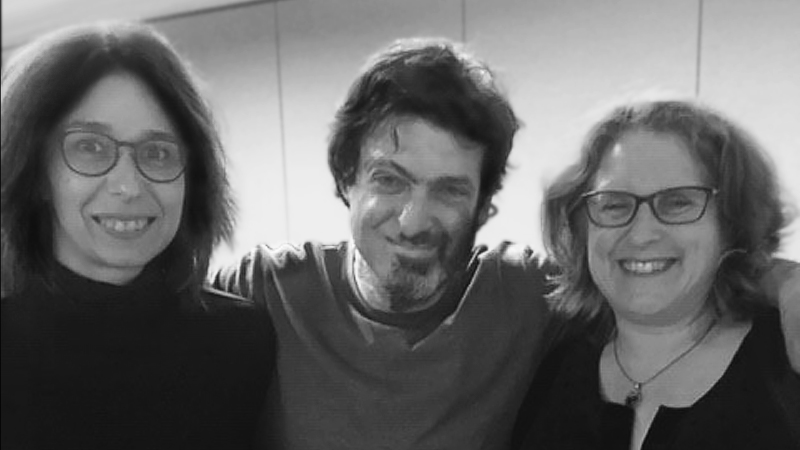 Dr Sandra Peter, Professor Dan Ariely and Professor Ellen Garbarino