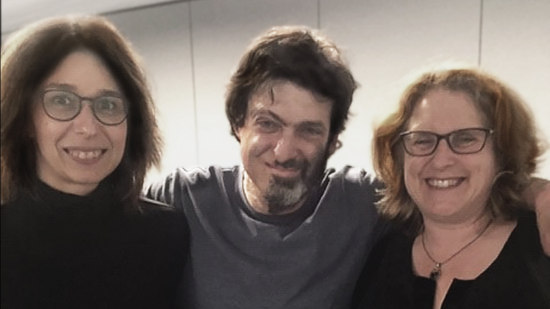 Sandra Peter, Dan Ariely and Ellen Garbarino