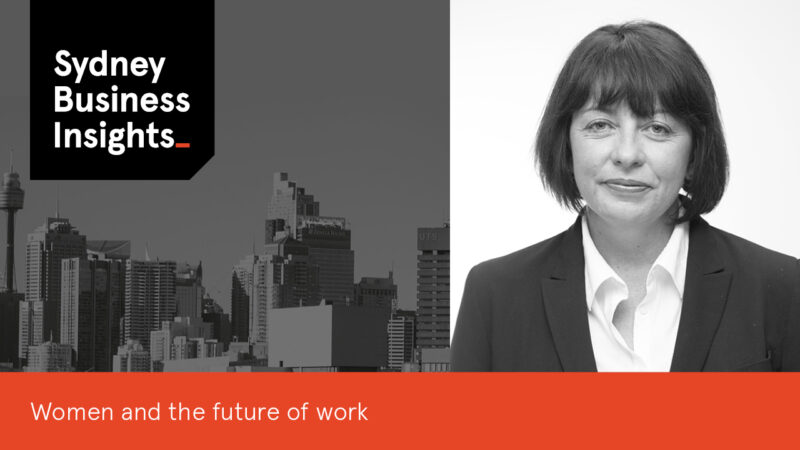 Women and the future of work podcast