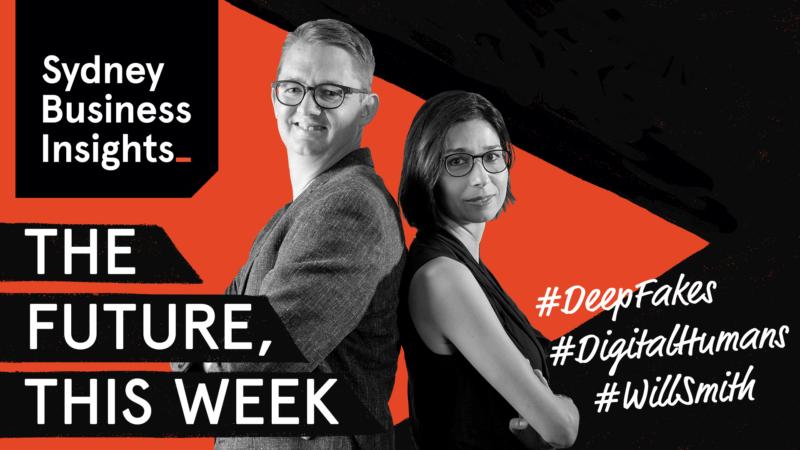 The Future, This Week 19 Jun 19: #DeepFakes, #DigitalHumans, #WillSmith