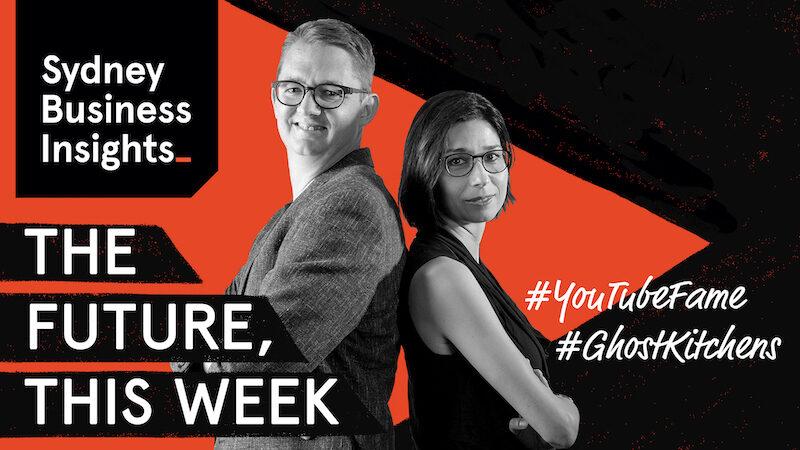 The Future, This Week – #YouTubeFame #GhostKitchens