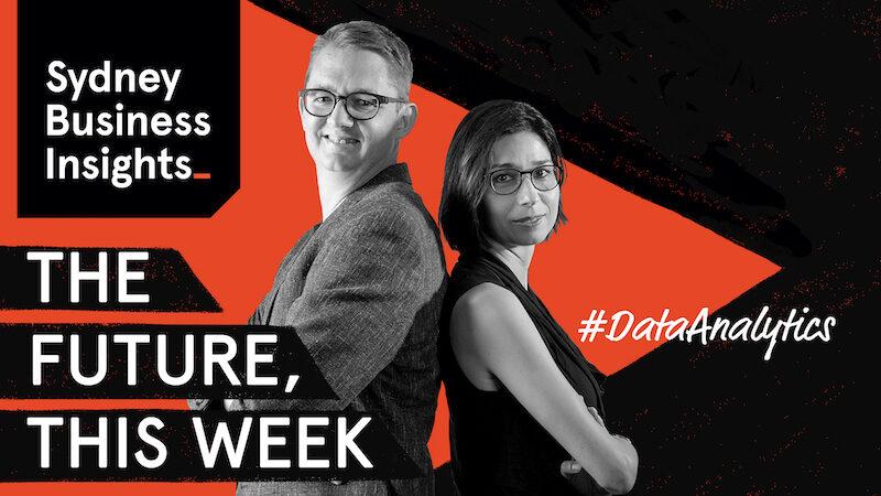 The Future, This Week: Data Analytics