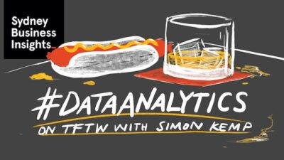Data analytics on TFTW with Simon Kemp