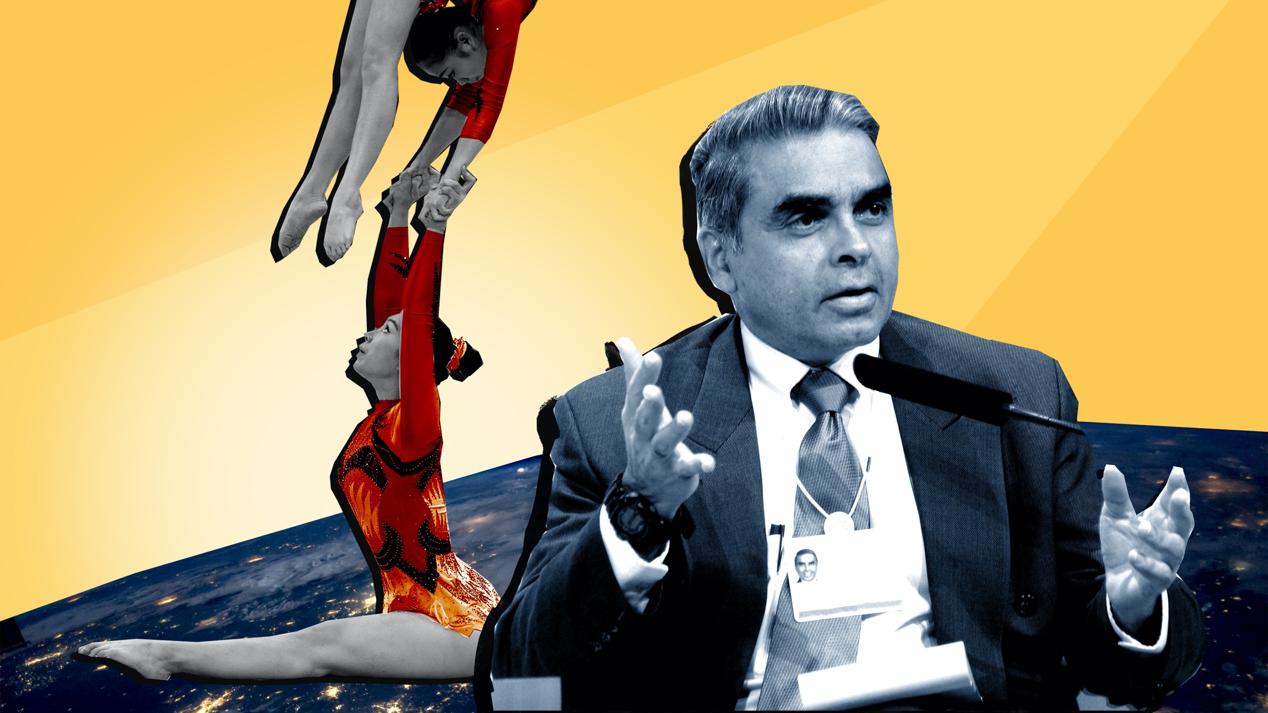 The Asian century with Kishore Mahbubani